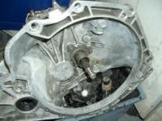 F13 casing with removable clutch plate