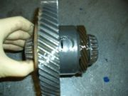 ZF 40% plate diff with 3.94 crown wheel
