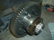 ZF 40% plate diff with Quaife 4.53 crown wheel