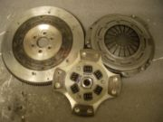 Helix aluminium flywheel, paddle cutch and group N cover