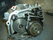 End casing showing the 5th gear